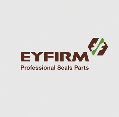 EYFIRM字母标志设计
