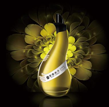 植物油包装设计-首席农夫品牌牡丹籽包装设计
