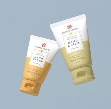 化妆品包装设计-护手霜包装设计