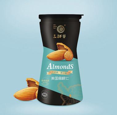 三胖蛋品牌高端坚果包装设计