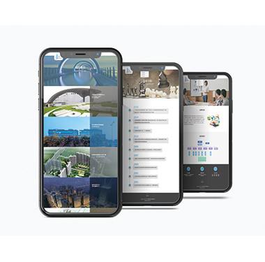 通信科技官方网站-成都诚赛科技网站设计