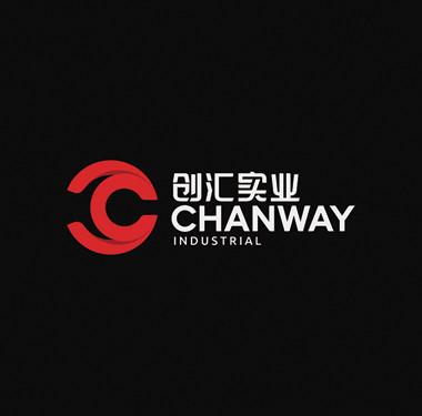 五金产品批发logo设计,创汇实业品牌logo设计