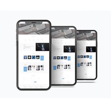 互联网实效营销网站-深圳麦田科技网站设计