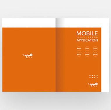 '沃'品牌画册设计
