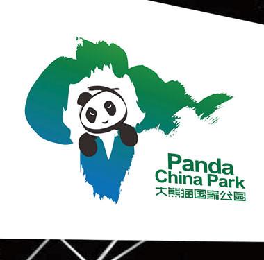 公园标识设计-大熊猫国家公园标识设计