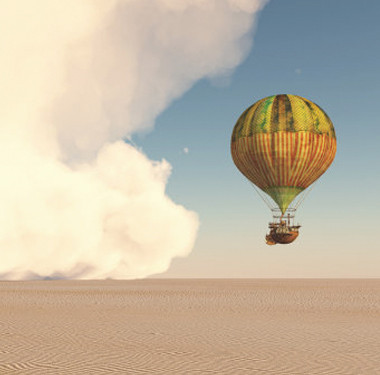 """动画分镜""""远行热气球""""动画设计"""