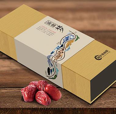 产品行业包装设计-新疆梦红枣包装设计