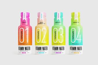 饮料logo设计和饮料包装设计欣赏
