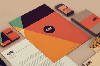 VI设计公司构图的形式美法则!
