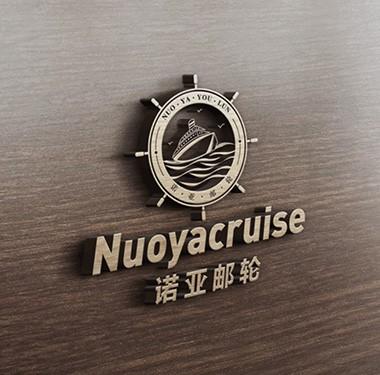 诺亚游轮logo设计