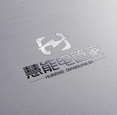 慧能电管家电气行业logo设计