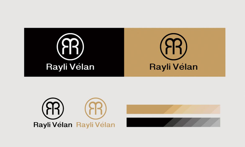 瑞丽薇兰化妆品行业设计品牌命名logo设计(图4)