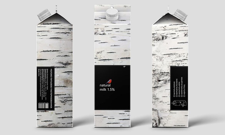 为爱变身的创意牛奶包装设计(图2)