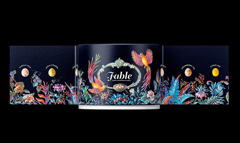 童话世界梦幻巧克力包装设计,给于最重要的人(图3)