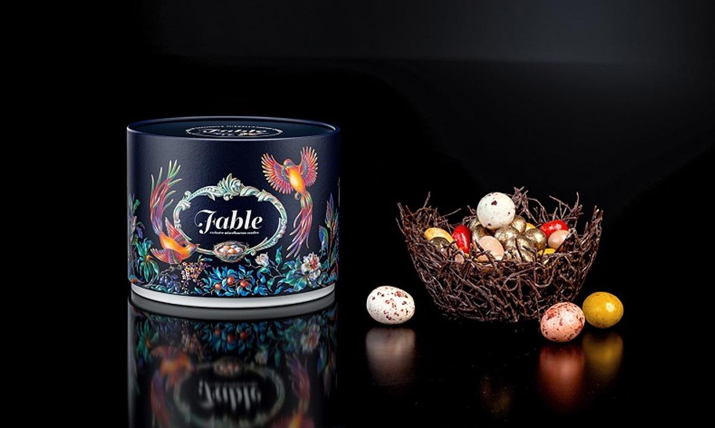 童话世界梦幻巧克力包装设计,给于最重要的人(图2)
