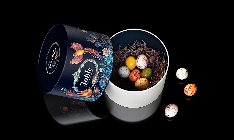 童话世界梦幻巧克力包装设计,给于最重要的人(图1)
