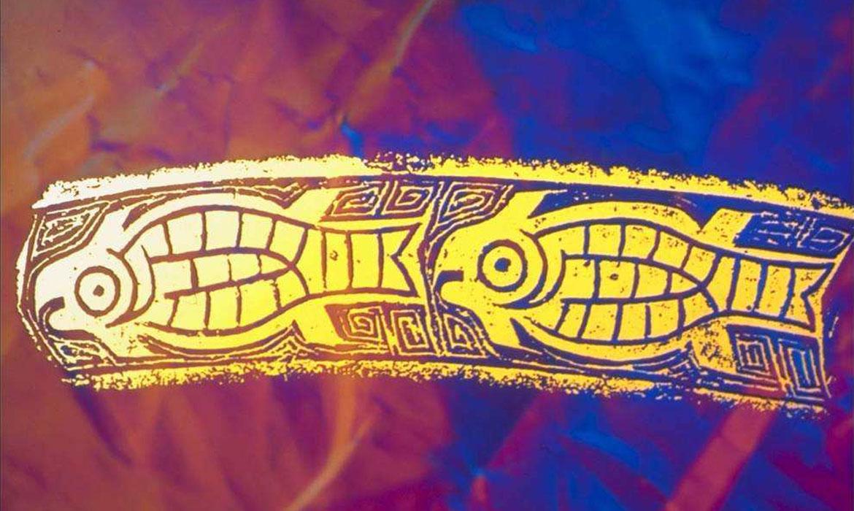 如果说logo设计的灵感来自古代,你相信吗?(图1)